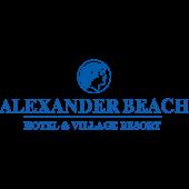 Alexander Beach Logo