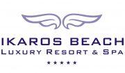 ikaros-beach-logo